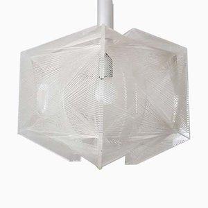 Lampe à Suspension Swag par Paul Secon pour Sompex, 1960s