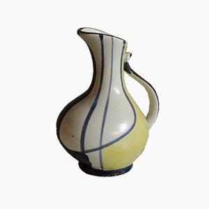 Jarrón de Bodo Mans para Bay Keramik, años 50