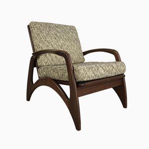 Sessel aus Teak von De Ster Gelderland, 1960er