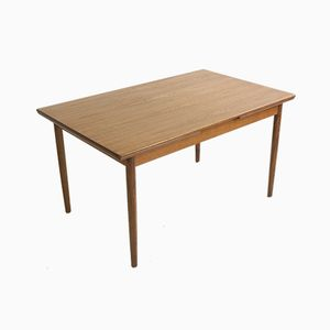 Mid-Century Danish Teak Extendable Table