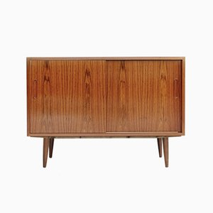 Small Rosewood Sideboard from Hundevad & Co., 1960s