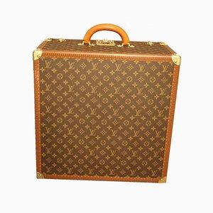 Malle à Chapeau Monogramme Louis Vuitton en Toile