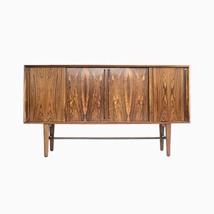 Mid-Century Rosewood Highboard from H.P. Hansen