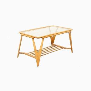 Tavolino da caffè di Cesare Lacca per Cassina, anni '50