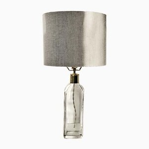 Glass Table Lamp RD-1406 by Carl Fagerlund for Orrefors