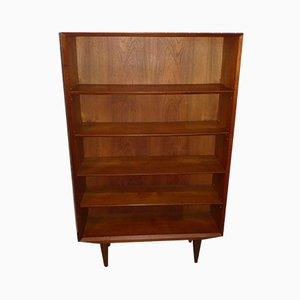 Teak Bookcase by Poul Hundevad, 1960s