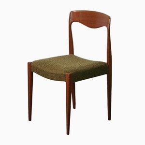 Skandinavischer Stuhl aus Teak von Niels Otto Møller, 1960er