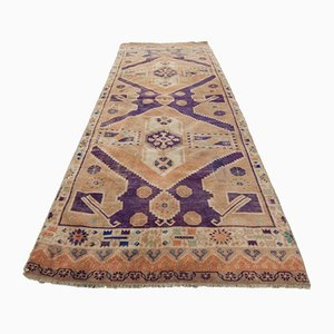 Large Turkish Handwoven Wool Rug