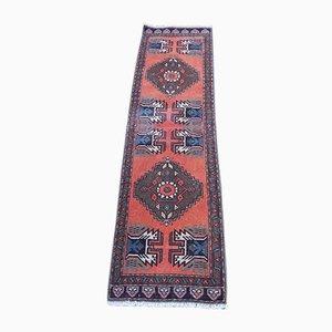 Mid-Century Turkish Wool Runner
