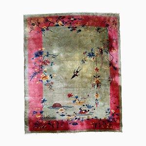 Tapis Art Déco, Chine, 1920s