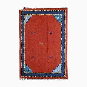 Orientalischer Vintage Kelim, 1960er