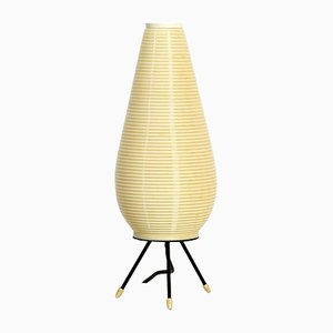 Large Mid-Century Modern Tripod Table Lamp from Heifetz Rotaflex