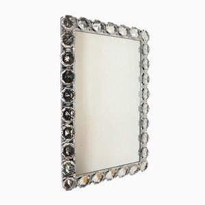 Specchio da parete illuminato di Bakalowits & Sons, anni '60