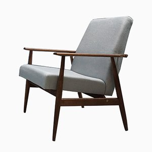 Mid-Century Armchair by H. Lis, 1970s