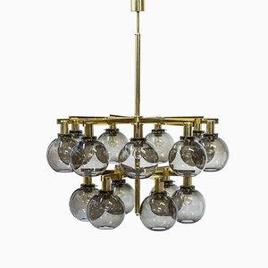 Lámpara de araña Pastoral de Hans Agne Jakobsson, años 60