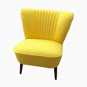 Yellow Cocktail Chair, 1960s