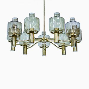 Swedish Prior Chandelier by Hans Agne Jakobsson, 1960s