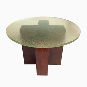 Coffee Table by Jules Leleu, 1940s