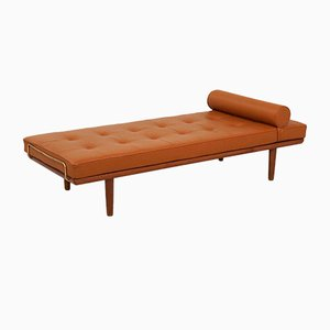 Danish Daybed by Hans Wegner for Getama, 1950s
