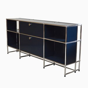 Swiss Sideboard from USM Haller, 1980s