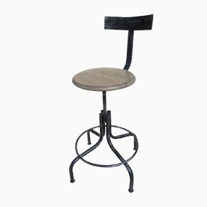 Swivel Workshop Chair, 1980s