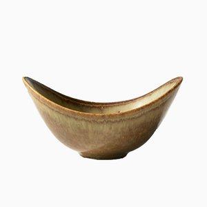 Cuenco modelo Aro de cerámica de Gunnar Nylund para Rörstrand, años 50