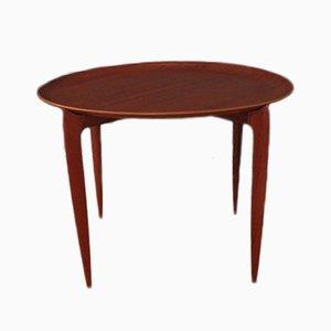 Table d'Appoint par Hans Engholm & Sven Willumsen pour Fritz Hansen, 1950s