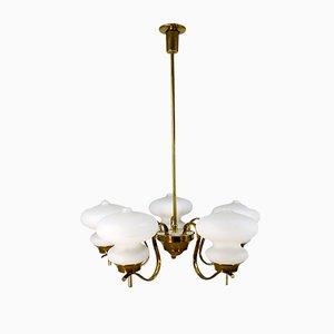 Lampada nr. 12847 di Angelo Lelli per Arredoluce, anni '60