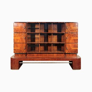 Art Deco Bookcase, 1930s