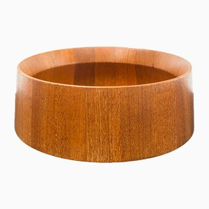 Danish Teak Bowl by Jens Quistgaard for Dansk Design, 1960s