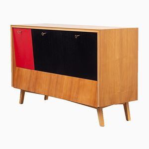 Mid-Century Sideboard with Bar