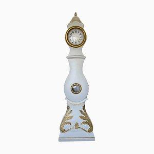 Antike schwedische Mora Uhr, 1800er