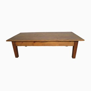 Rustic Coffee Table, 1950s