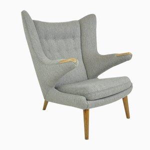 Papa Bear Easy Chair by Hans Wegner for A.P. Stolen, 1950s
