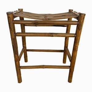 Panca vintage in bambù