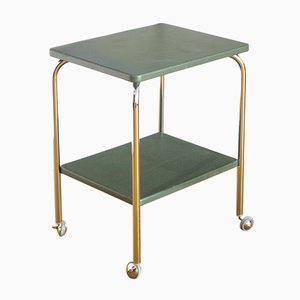 Französischer Tisch im industriellen Stil, 1960er