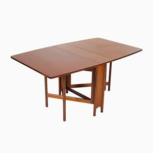 Vintage Teak Gateleg Dining Table