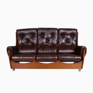Vintage Teak 3 Seater Sofa from G-Plan