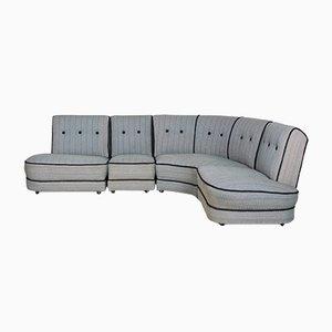 Canapé d'Angle Modulable Vintage, Danemark