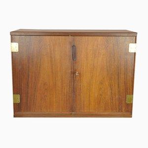 Rosewood Wall Cabinet by Svend Langkilde for Langkilde Möbler, 1950s