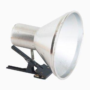 Lámpara Focus española con pinza, años 70