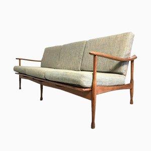 Mid-Century 3-Sitzer Sofa von Danese