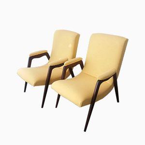 Vintage Sessel, 1960er, 2er Set