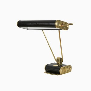 Vintage Desk Lamp by Eileen Gray for Jumo, 1940s
