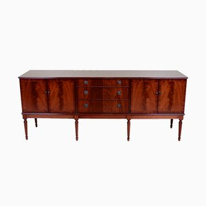 Vintage Mahogany Sideboard, 1960s