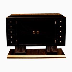 Kleines Art Deco Sideboard mit 10 Schubladen, 1930er