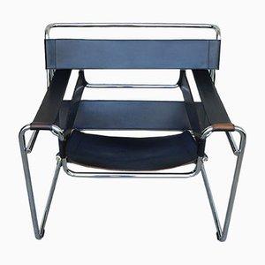 Vintage B3 Wassily Sessel von Marcel Breuer für Gavina, 1960er