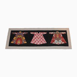 Vintage Velvet & Silk Tapestry