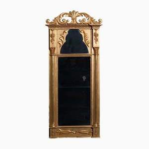 Antique Empire French Gilded Mirror, 1800s