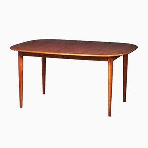 Mid-Century Extendable Teak Dining Table from Skovmand & Andersen, 1960s